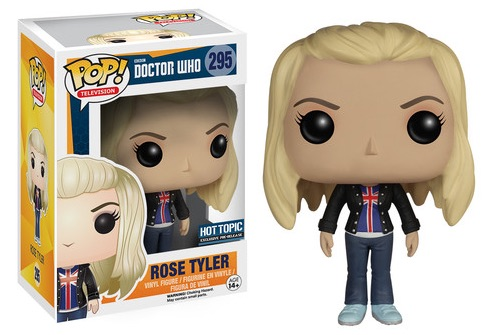Ultimate Funko Pop Doctor Who Vinyl Figures Gallery and Guide 34
