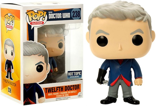 Ultimate Funko Pop Doctor Who Vinyl Figures Gallery and Guide 28