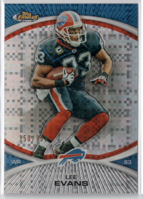 2010 Topps Finest Football Review 6