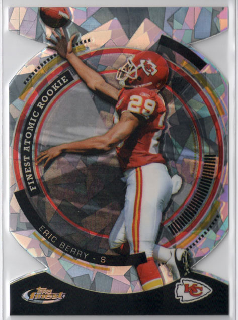 2010 Topps Finest Football Review 14