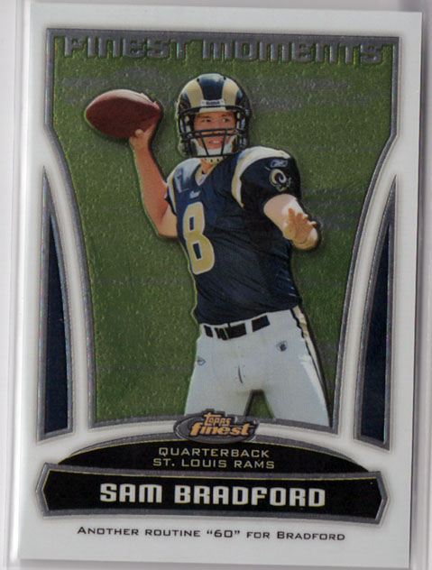 2010 Topps Finest Football Review 8
