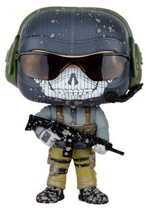 Funko Pop Call of Duty Vinyl Figures 70 Lt Simon Ghost Riley 1