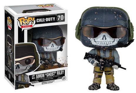 2016 Funko Pop Call of Duty Vinyl Figures 24