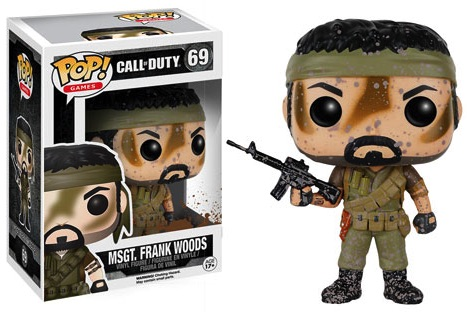 2016 Funko Pop Call of Duty Vinyl Figures 22