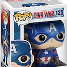 Funko Pop Captain America Civil War Vinyl Figures