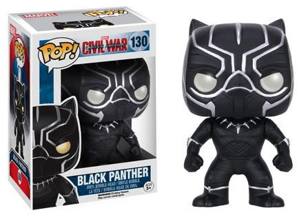 Funko Pop Captain America Civil War Vinyl Figures 8