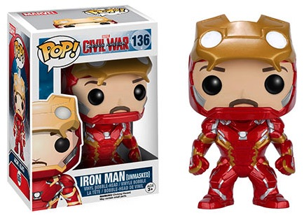 Funko Pop Captain America Civil War Vinyl Figures 15