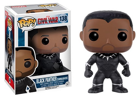 Ultimate Funko Pop Black Panther Figures Checklist and Gallery 4