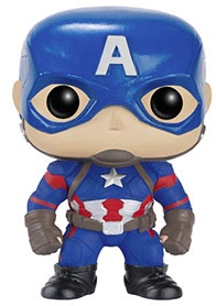 Funko Pop Captain America Civil War Vinyl Figures 1