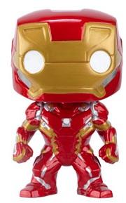 Funko Captain America Civil War Pop Iron Man