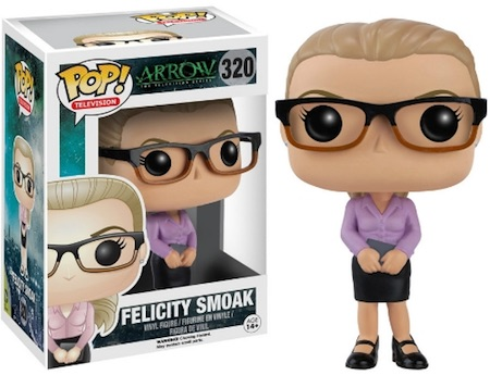 Funko Pop Arrow 320 Felicity Smoak