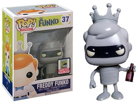 Funko Pop Futurama Checklist Gallery Exclusives List