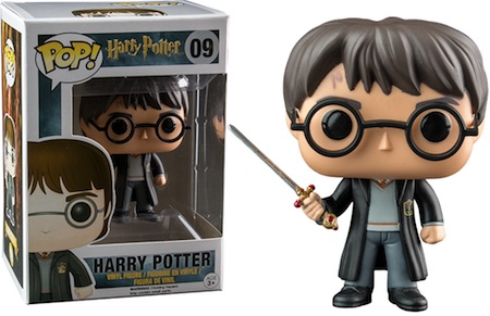 Funko Pop Harry Potter 09 Harry Potter Sword of Gryffindor