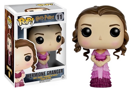 Funko Pop Harry Potter 11 Yule Ball Hermione Granger