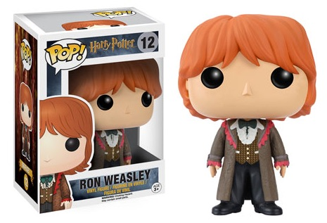 Funko Pop Harry Potter 12 Yule Ball Ron Weasley