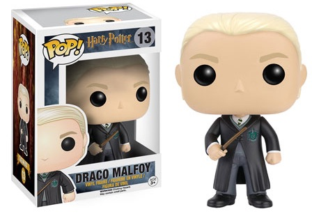 Funko Pop Harry Potter 13 Draco Malfoy
