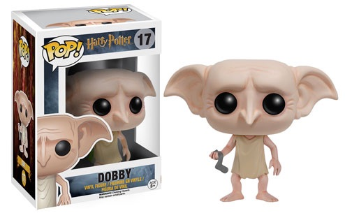 Funko Pop Harry Potter 17 Dobby