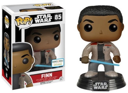 Funko Star Wars Force Awakens Pop 85 Finn with Lightsaber Barnes & Noble