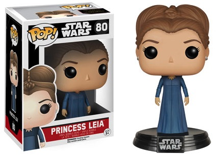 Funko Star Wars The Force Awakens Pop 80 Princess Leia