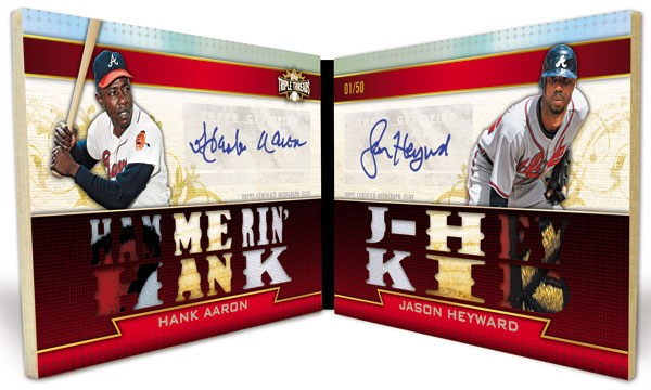 2011 Topps Triple Threads Baseball  5