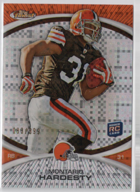 2010 Topps Finest Football Review 3