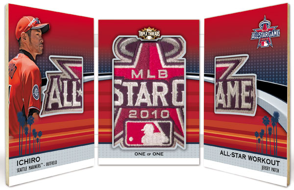 2011 Topps Triple Threads Baseball  2