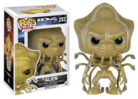 Independence Day Funko Pop Vinyl Figures Alien