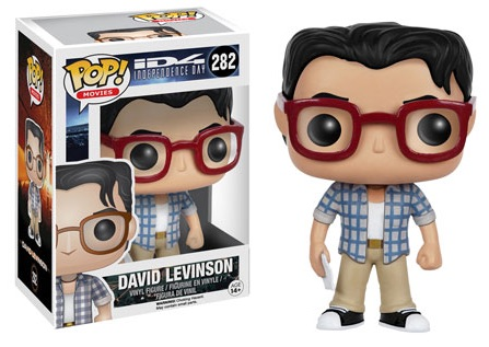 Independence Day Funko Pop Vinyl Figures Levinson