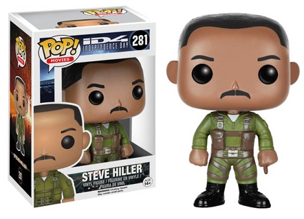 Independence Day Funko Pop Vinyl Figures Steve Hiller