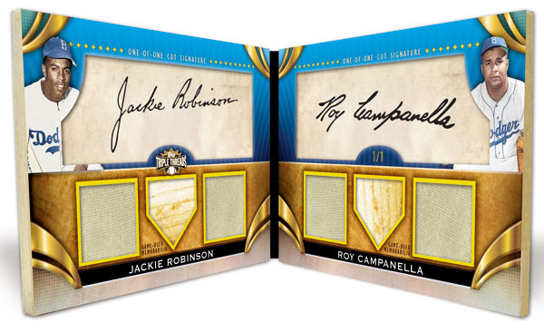 2011 Topps Triple Threads Baseball  8