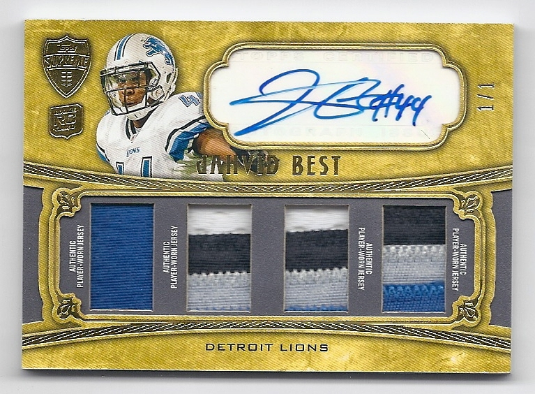 Big Time Hits Virtual Card Show: 2010 Football Cards 86