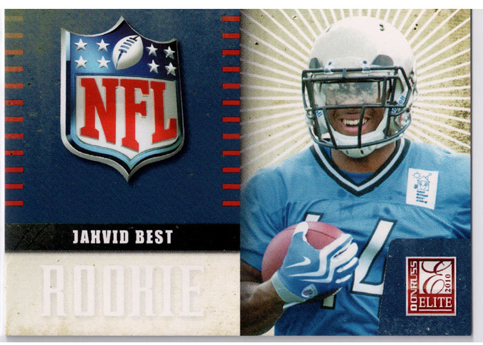 2010 Donruss Elite Football 19