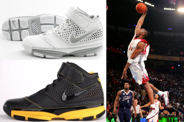 Full History and Visual Guide to Kobe Bryant Shoes 5