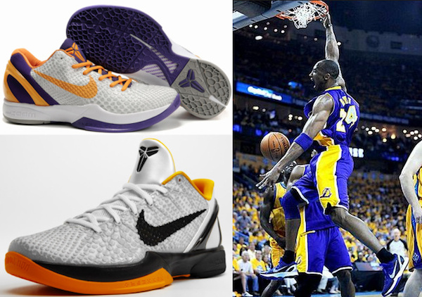 the best attitude 04c1e 59e69 Full History and Visual Guide to Kobe Bryant Shoes 9