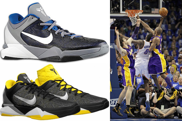 Full History and Visual Guide to Kobe Bryant Shoes 10