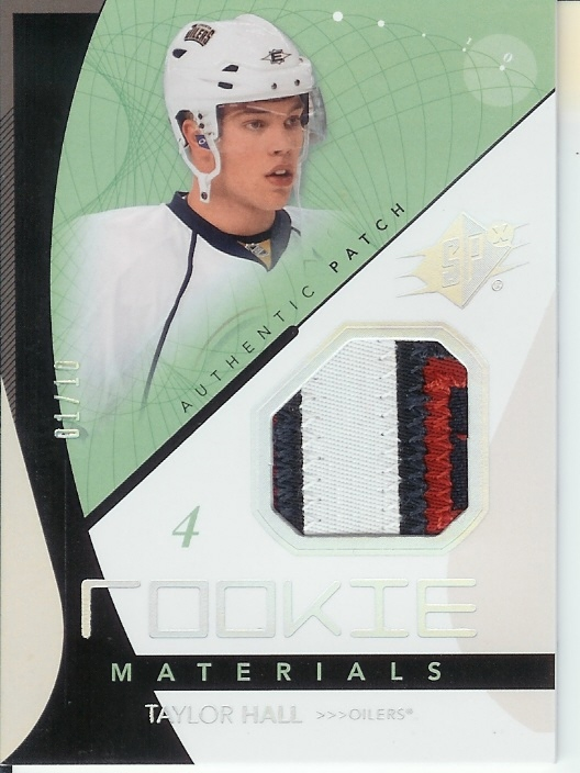 Virtual Card Show: Taylor Hall Hockey Cards 20