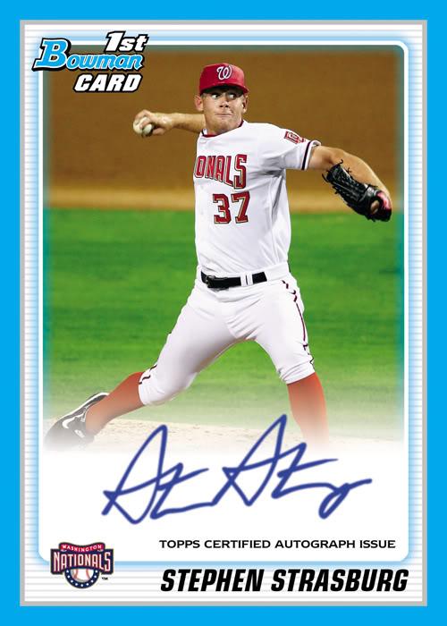 2010 Bowman Baseball 32