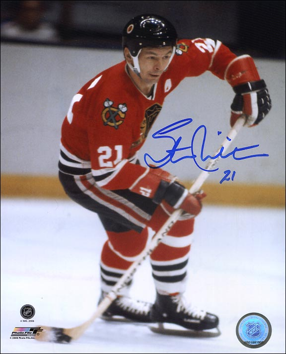 Stan Mikita Rookie Card and Autographed Memorabilia Guide 24