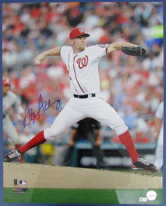 Stephen Strasburg Rookie Cards Checklist and Autograph Memorabilia Guide 24