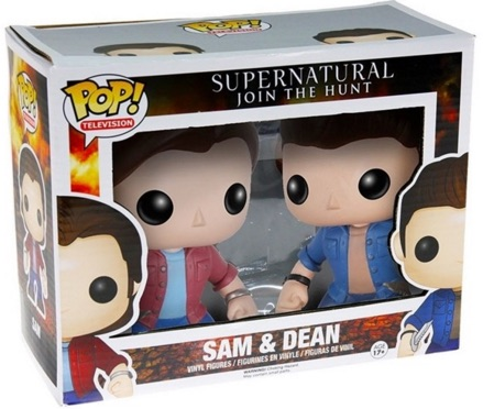 Ultimate Funko Pop Supernatural Figures Gallery and Checklist 22