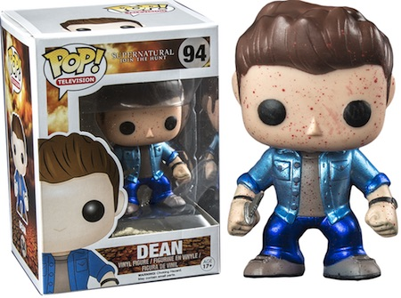 Ultimate Funko Pop Supernatural Figures Gallery and Checklist 7