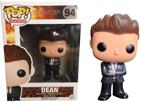 Funko Pop Supernatural Checklist Gallery Exclusives