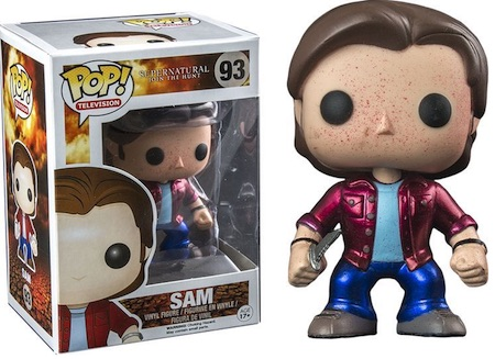Ultimate Funko Pop Supernatural Figures Gallery and Checklist 3
