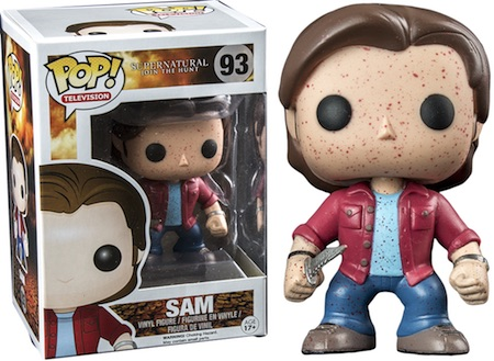 Ultimate Funko Pop Supernatural Figures Gallery and Checklist 2