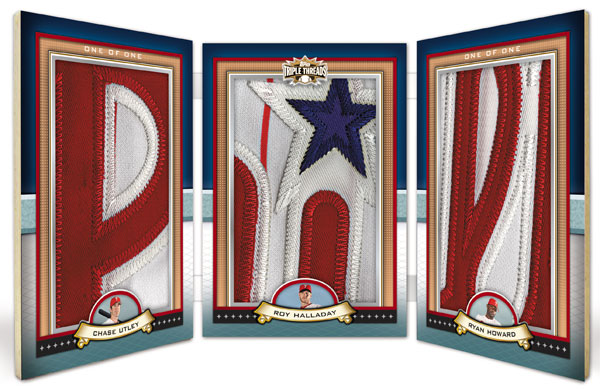 2011 Topps Triple Threads Baseball  1