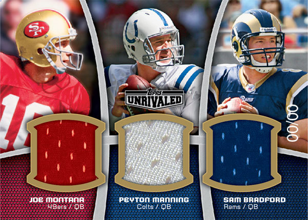 2010 Topps Unrivaled Football 2