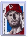 Counterfeit Albert Pujols Sketch Card