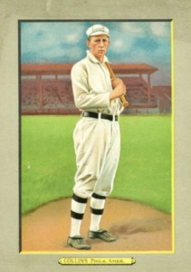1911 T3 Turkey Red Eddie Collins