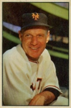 Top 10 Leo Durocher Baseball Cards 3