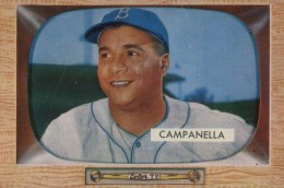 Top 10 Roy Campanella Baseball Cards 1